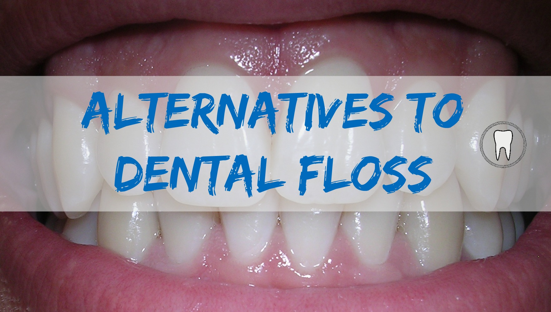 alternative to dental floss