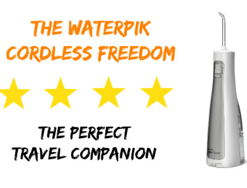 waterpik cordless freedom review