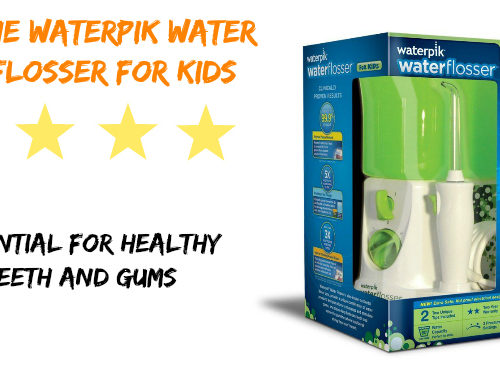 waterpik for kids review