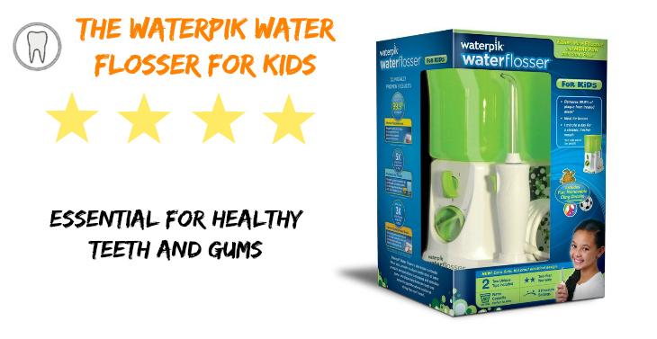 waterpik for kids review