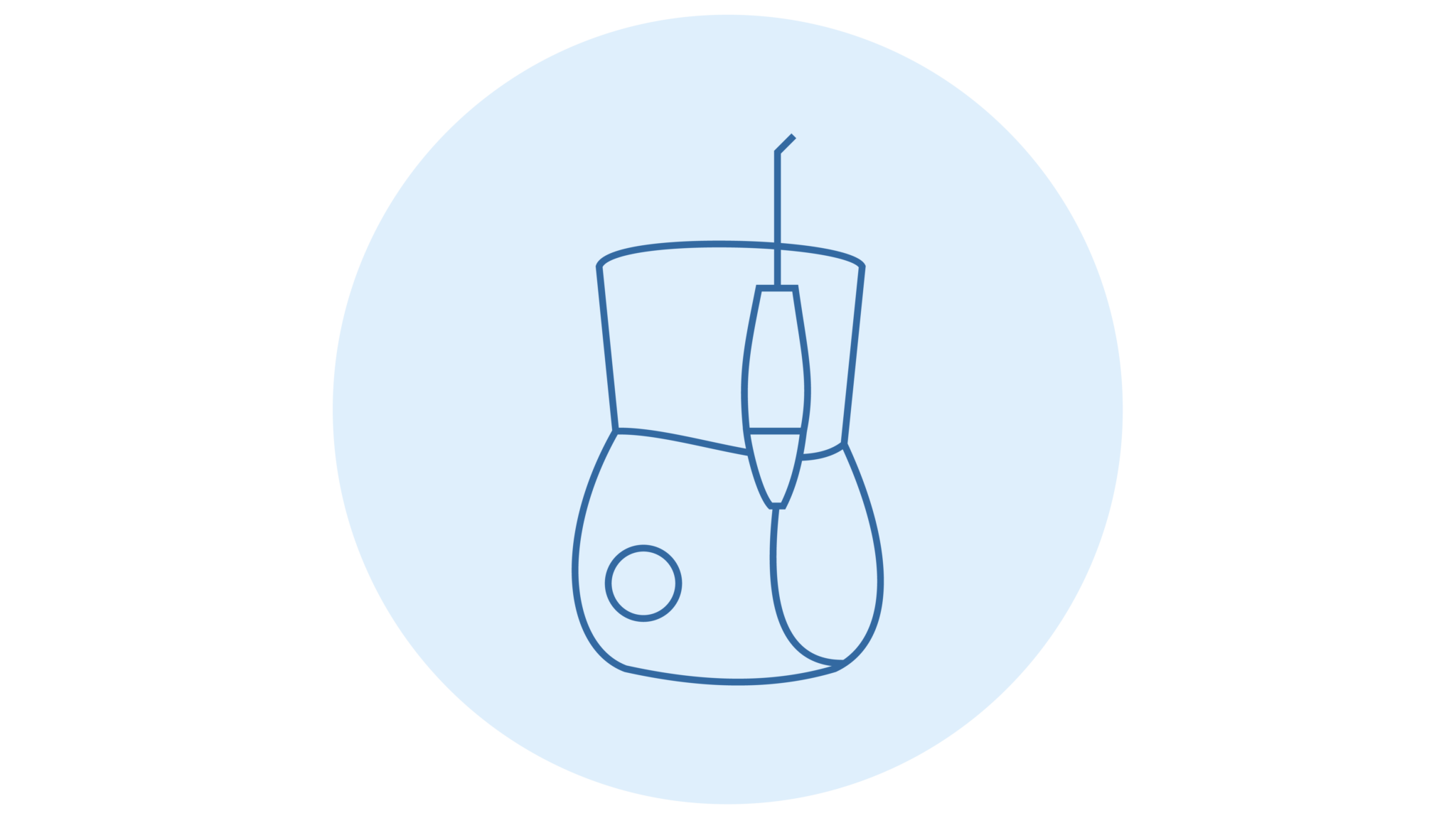 water flosser icon